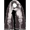Skeleton Scarf - Uncategorized -