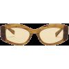 Slim butterfly sunglasses - Sunglasses -