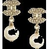 chanel - 耳环 -
