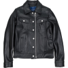 Slow Universe Leather Jacket - Jakne in plašči -