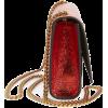 Small Kate Metallic Leather Crossbody Ba - Clutch bags -