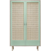 Small STRAW water green closet  COLONEL - Mobília -