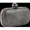 A. McQueen clutch - Hand bag -