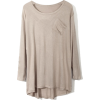 Romwe t-shirt - 長袖Tシャツ -