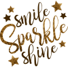 Smile Sparkle Shine - Texts -