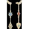 Smizze Swarovski earrings - Naušnice -