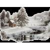 Snow - Background -