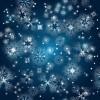 Snowy sky - Illustrazioni -