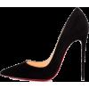 So Kate Suede - Klasyczne buty -