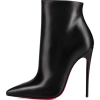 So Kate Booty 120 Black Leather - - Boots -
