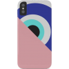 Society6 iPhone case Blue eye pink hide - Other - $35.99