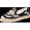 Soludos black tuilleries slippers - フラットシューズ -