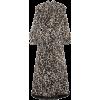 Sonia Rykiel - Leopard midi dress - Dresses -