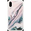 Sonix Blush Quartz Print Iphone X Case - Rekviziti -