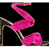 Sophia Webster - Satin sandals - Classic shoes & Pumps - $500.00