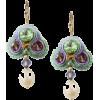 Soutache earrings - Naušnice -
