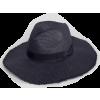 Черная широкополая шляпа South Beach - Hat -