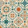 Spanish patterned tiles - Items -