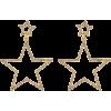 Sparkle Star Earrings - イヤリング -