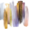 Sparkly colour samples - Illustrazioni -