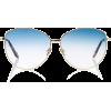 Spektre Gala Round-Frame Gold-Tone Sungl - Gafas de sol -