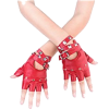red gloves - Gloves -