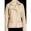 Spring Faux Leather Moto Jacket BERNARDO - Chaquetas -