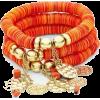 Spring Street Sequin Stretch Bracelet - Narukvice -