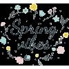 Spring Vibes - Uncategorized -