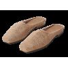 St Agni Mae Knit Loafer - Balerinki -