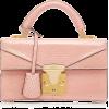 Stalvey Mini Fold-Over Lizard Bag - Hand bag -