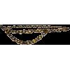 Staud CHAIN BELT   TORTOISE RESIN - Belt -