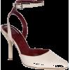 Staud CHARLOTTE HEEL | CREAM - Sapatos clássicos -