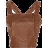 Staud - Camicia senza maniche -