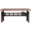 Steamboat table Kare design - Furniture -