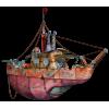 Steampunk - 車 -