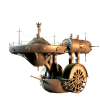 Steampunk - Veicoli -