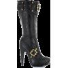 Steampunk boots - Čizme -