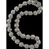 Steel Ball Chain Necklace - Ogrlice -