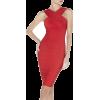 Stella V-Neck Bandage - Dresses - $120.00