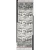Stella McCartney - Text wool scarf - Šali - $621.00  ~ 533.37€