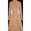 Stella McCartney camel wool coat - Chaquetas -