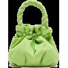 Stella plaited-handle drawstring bag - Borsette -