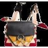 Stilorama Shops Multi-tone bag and shoes - Сумочки -