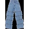 Stitching holes pants - Jeans - $55.99