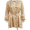 Storm Print Tunic with Belt Champagne  - Tunike - £315.00  ~ 2.632,94kn