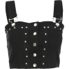 Strap buckle tooling strap short high wa - Vests - $15.99