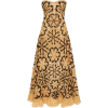 Strapless Crochet Maxi. - Resto -
