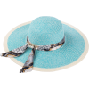 Straw Beach Sun Hat - Hüte -