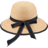 Straw Bucket Hat - ハット -